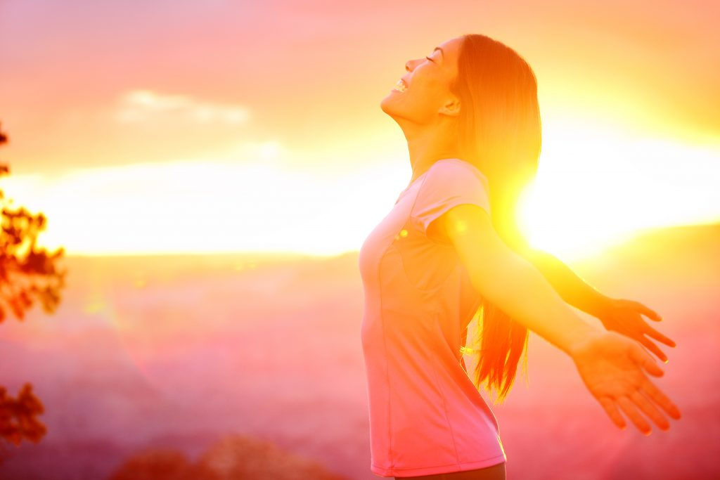 Freeing your mind with affirmations