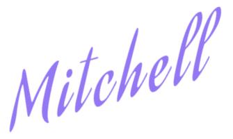 mitchell dahood signature