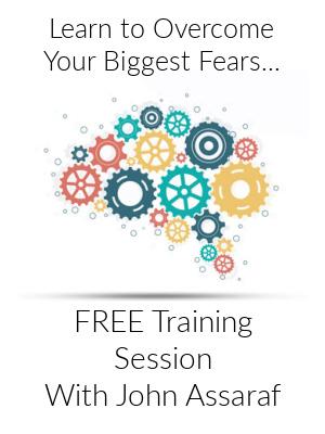 Overcoming fear training image
