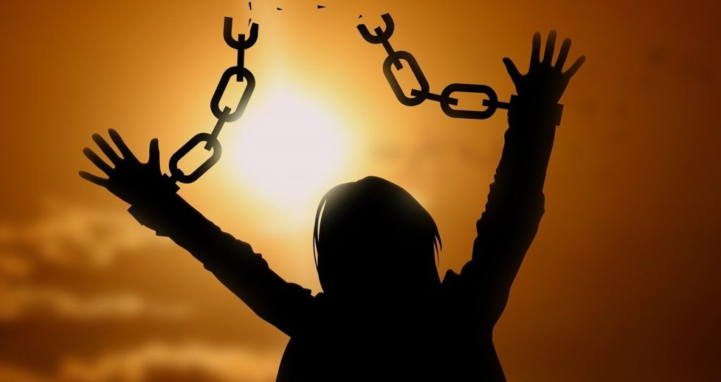 breaking free from prison of your mind